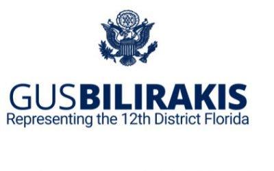 Απάντηση του Γερουσιαστή Gus Bilirakis